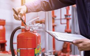 Экспертиза пожарного оборудования
